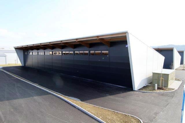Produktions- und Lagerhalle G2 - Ökorent Berndorf